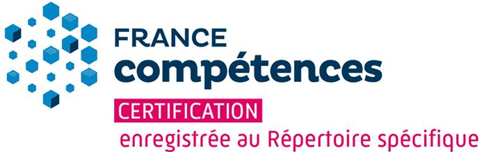 certifications france competences en cours d'enregistrement au répertoire spécifique