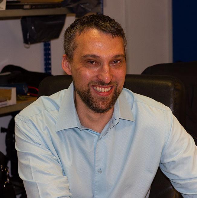 Florian DAMNEE - Directeur Pédagogique