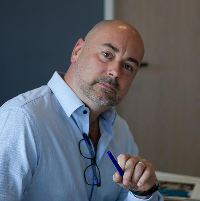 Alexandre MOREAU - Président Directeur Général